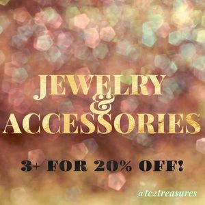 All Jewelry and Accessories